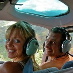 Helicopter tour in Kauai