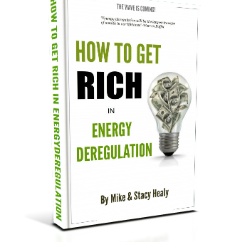 How to Get Rich in Energy Deregulation Book Launch